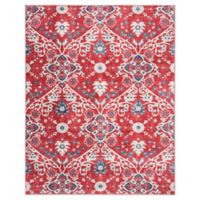 Safavieh Brentwood Ziba 8' x 10' Area Rug in Red