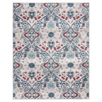 Safavieh Brentwood Ziba 8' x 10' Area Rug in Navy