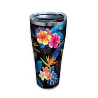 Tervis® Tropical Collage Floral 30 oz. Stainless Steel Tumbler with Lid