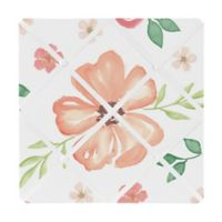 Sweet Jojo Designs Watercolor Floral Memo Board
