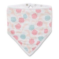 aden + anais® Tea Collection Bandana Bib in Grey