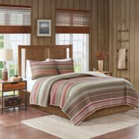 Woolrich® Willard Print King/California King Quilt Set