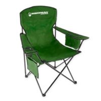 Wakeman Oversized Camping Chair in Green