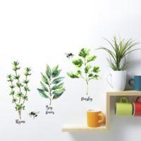 Roommates® Herbs Peel & Stick Vinyl Wall Decals