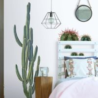 Roommates® Cactus Giant Peel & Stick Wall Decal in Green