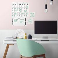 Roommates® Dry Erase Calendar Peel & Stick Vinyl Wall Decal