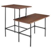 Southern Enterprises© Benzinger Dual Workstation Desk