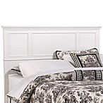 Home Styles Bedford Queen Headboard in White