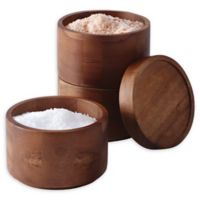 Rachael Ray™ Tools and Gadgets 3-Tier Wood Stacking Salt Box