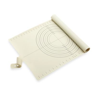 Buy Pizzacraft Silicone Pizza Dough Rolling Mat From Bed