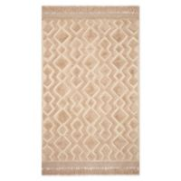 Magnolia Home By Joanna Gaines™ Laine 9'3 x 13' Area Rug in Blush/Natural