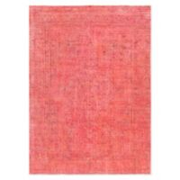 Pasargad Home™ One of a Kind Pasargad 8'1 x 11'3 Area Rug in Rust