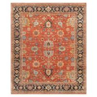 Pasargad Home™ Serapi 8'1 X 10' Hand-Knotted Area Rug in Rust