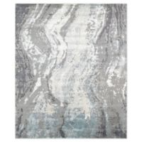 Pasargad Home™ Modern 9'2 x 11'11 Hand-Knotted Rug in Grey
