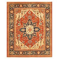Pasargad Home™ Serapi 12'3 x 14'9 Hand Knotted Area Rug in Rust
