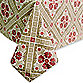 Ottoman 70-Inch Round Tablecloth in Print
