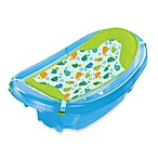 Summer Infant® Sparkle 'n Splash 3-Stage Bathtub in Blue