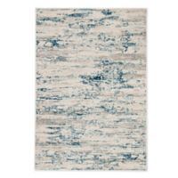 Jaipur Living Abstract 7'6 x 9'6 Area Rug in Ivory/Blue