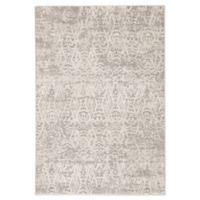 Jaipur Renee Geometric 7'6 x 9'6 Area Rug in Grey/Ivory