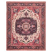 Jaipur Living Bethel Medallion 7'9 x 9'9 Hand Knotted Area Rug in Ivory/Grey