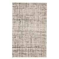 Jaipur Living Hawn 5' x 8' Shag Area Rug in Gray/Ivory
