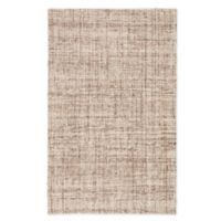 Jaipur Anichini Solid 8'10 x 12' Area Rug in Brown/Ivory