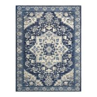 Bee & Willow™ Home Hudson 8' x 10' Area Rug in Navy
