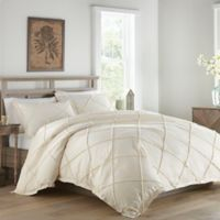 Stone Cottage® Thea King Comforter Set in Natural
