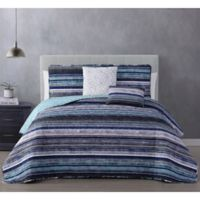 Addison Home Hartley Reversible Twin Quilt Set