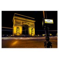 Christopher Knight Collection® Rings Of De Gaulle 18-Inch x 24-Inch Canvas Wall Art