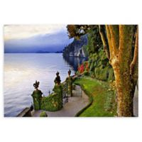 Christopher Knight Collection® Lake Como Italy 27-Inch x 36-Inch Canvas Wall Art