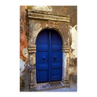 Christopher Knight Collection® Blue Door 18-Inch x 24-Inch Canvas Wall Art