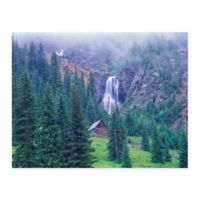 Christopher Knight Collection® Old Miners Mountain 18-Inch x 24-Inch Canvas Wall Art