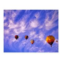 Christopher Knight Collection® Hot Air Balloons 18-Inch x 24-Inch Canvas Wall Art