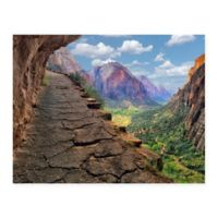 Christopher Knight Collection® Zion National Park 18-Inch x 24-Inch Canvas Wall Art