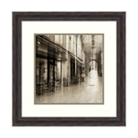 Amanti Art® Yk Studios Photography 23.38-Inch x 23.62-Inch Acrylic Framed Print in Brown/grey