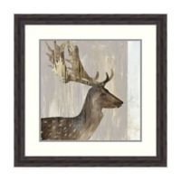 Amanti Art® Aimee Wilson Abstract 27.38-Inch Square Acrylic Framed Print in Grey/brown
