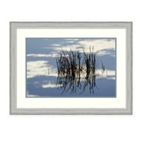 Amanti Art® Gerry Ellis Nature Photography 33-Inch x 25-Inch Acrylic Framed Print in Blue