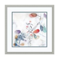 Amanti Art® Maya Woods Abstract 21.5-Inch Square Acrylic Framed Print in White