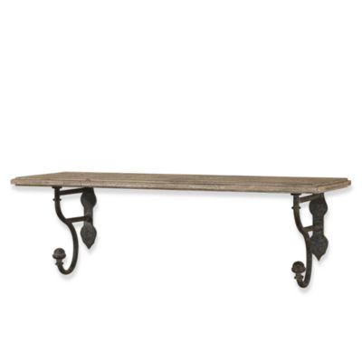 Decorative Metal Wall Shelves buy metal wall shelf from bed bath & beyond