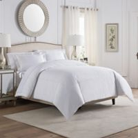Valeron Hotel Baratta Full/Queen Duvet Cover Set in White