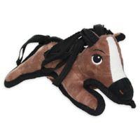 Tuffy Junior Barnyard Pony Dog Toy