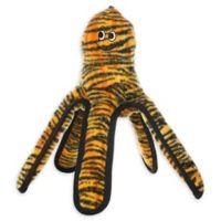 Tuffy® Mega Large Octopus Dog Toy in Orange