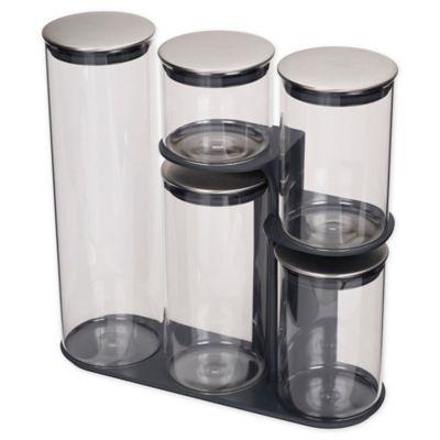 0bd18a488dd2 Joseph Joseph® Podium 5-Piece Glass Food Storage Set