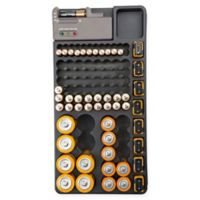 G-FORCE Battery Organizer in Black