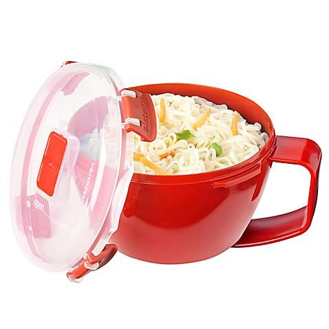 Sistema 174 Microwavable 32 Ounce Noodle Bowl Bed Bath Amp Beyond