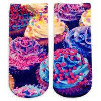Living Royal 6-Piece Cupcake Ankle Socks