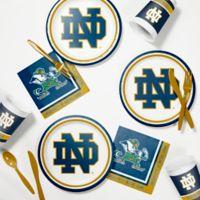 University of Norte Dame 60-Piece Tailgating Kit