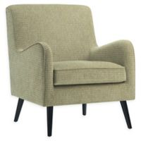Simpli Home™ Upholstered Dysart Chair in Pear