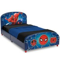 Delta Children Marvel® Spider-Man Upholstered Chair in Red